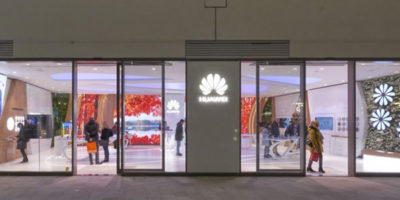 Huawei Experience Store, a Milano il primo flagship store in Europa.