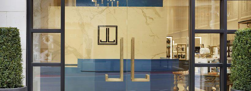 Lauckgroup designed the Jose Luis Salon & Boutique in Austin.
