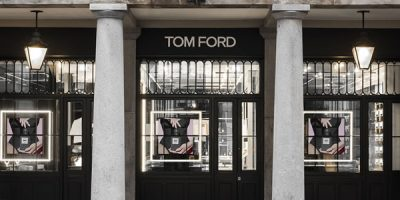 Aperto a Londra il primo Tom Ford Beauty Store.