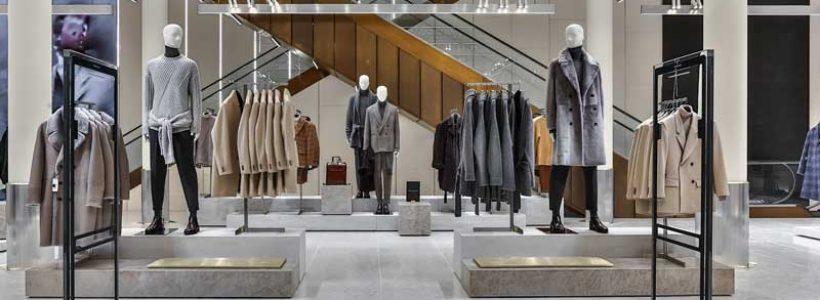 ZARA riapre a Milano il suo iconico flagship store dedicato all'uomo.