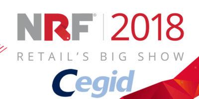 Cegid a NRF Retail's Big Show 2018