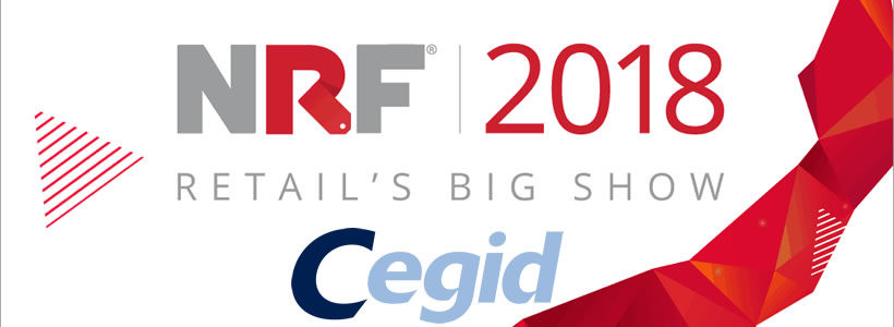 Cegid a NRF Retail's Big Show 2018
