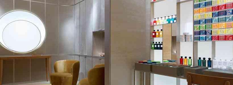 Hermès: a Dubai una nuova boutique di profumi.