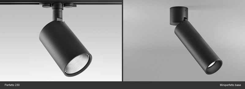apparecchi illuminazione Ivela showroom Ariostea