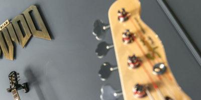 RUVIDO BARBER ROCK CLUB: un concept ispirato al rock decadente.