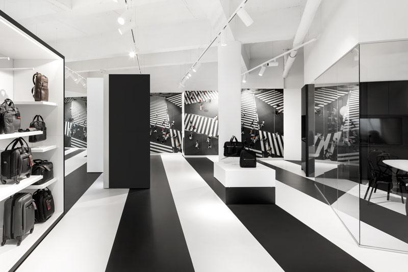 i29 Architects Samsonite Amsterdam