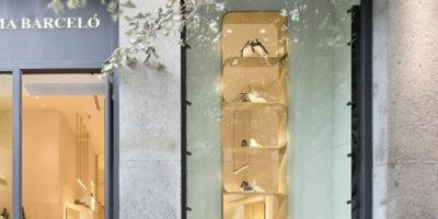 PALOMA BARCELÒ – Gli architetti dello Studio MIDE firmano lo store di Madrid.