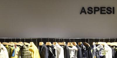 In Rinascente Milano un nuovo shop-in shop ASPESI dedicato alla donna