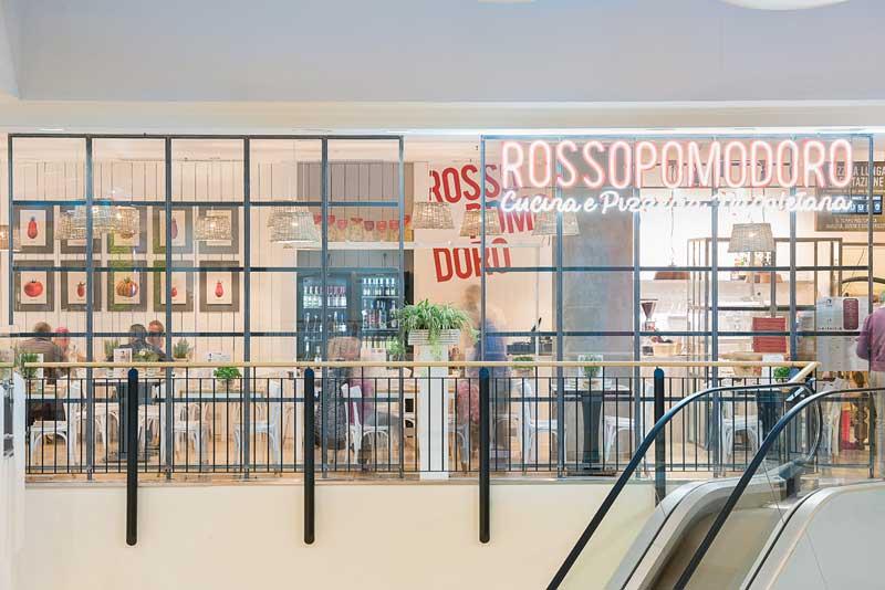 hit architects food court nuova concezione centro commerciale campo dei fiori gavirate