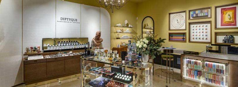 A Roma un nuovo negozio DIPTYQUE