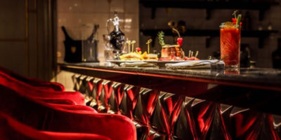 COSTA GROUP progetta e realizza il Valentyne Restaurant di Roma.