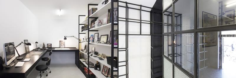 Store Design DiDeA Studio designed Nerho Tatoo