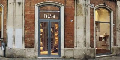 Alviero Martini 1ª Classe  apre una boutique nel centro di Padova.