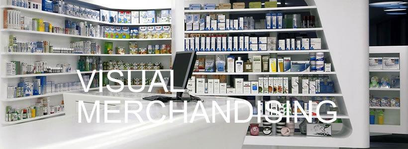 Corso di Visual Merchandising in Farmacia.