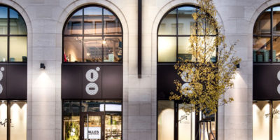 DIA–Dittel Architekten designs the first flagship store for Mußler Beauty by Notino in Stuttgart.