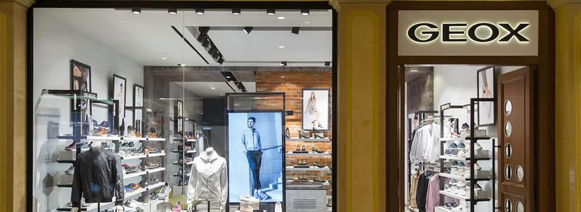 GEOX apre un nuovo X Store Concept a Macao.