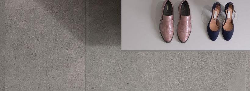 La pietra naturale diventa ceramica: French Mood, naturalezza oltre il tempo e la moda.