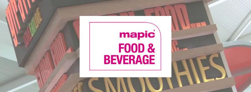 Il lancio di MAPIC FOOD & BEVERAGE in un momento chiave per il settore.