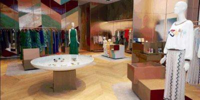 Seconda boutique a Dubai per MISSONI.