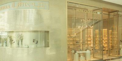 Il brand di calzature RENE' CAOVILLA apre un nuovo flagship store a Dubai.