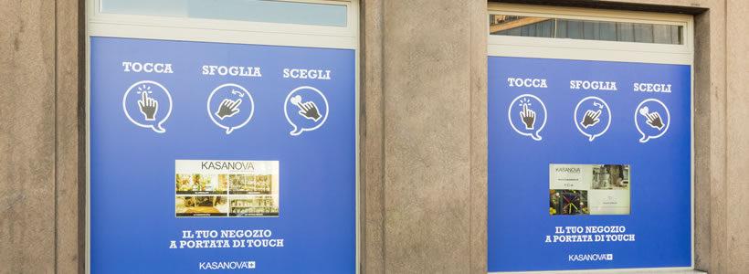 Kasanova+, a Varese l'occasione è… a portata di Touch