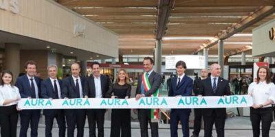 Aperto a Roma, nel quartiere di Valle Aurelia, il Centro Commerciale AURA.