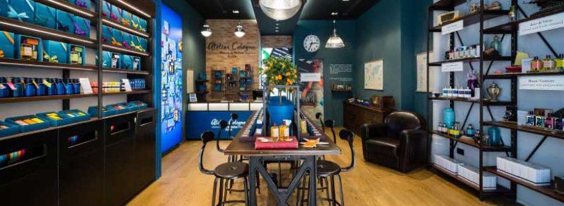 Aperto  a Milano il primo store Atelier Cologne.