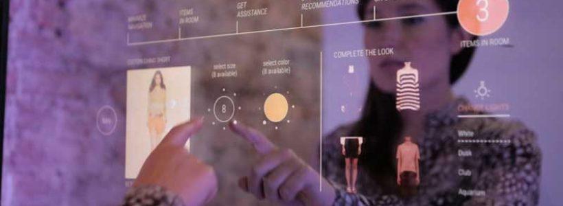 Come creare un'esperienza interattiva in negozio.