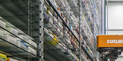 L'Italiana Pharmathek (Gruppo Th.Kohl) realizza il magazzino automatizzato della nuova farmacia Apoteca Natura (Aboca) di Ponte a Greve (Firenze)