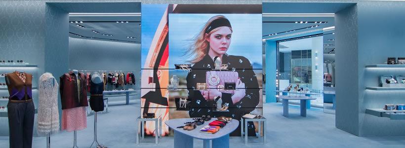 MIU MIU apre una boutique nel Dubai Mall.