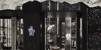 MONCLER inaugura la prima boutique monomarca a Dubai.