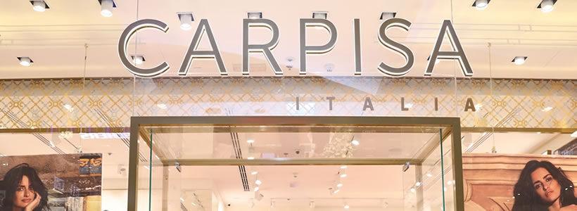CARPISA apre la sesta boutique a Dubai.