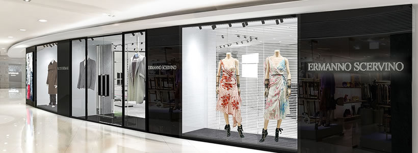 ERMANNO SCERVINO apre la prima boutique a Hong Kong.