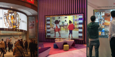 Revolutionary Large Format Screens from Pro Display.
