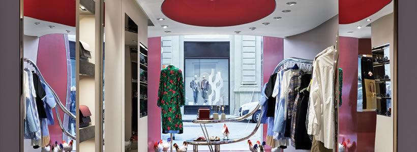 Dopo Milano e Roma, MARNI sviluppa il suo retail con una nuova boutique a Firenze.