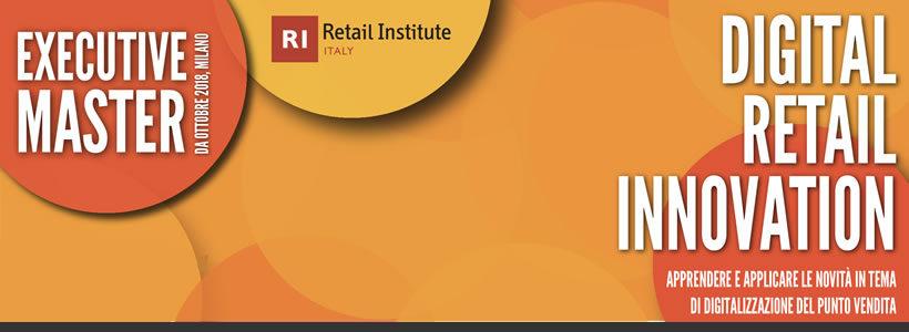 Executive Master in Digital Retail Innovation