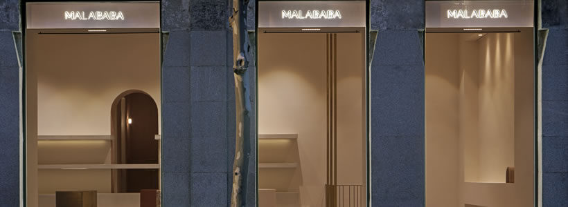 Spanish accessories brand Malababa is opening up a new space in Madrid.