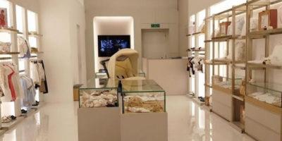 Alviero Martini 1ª Classe  apre in Kuwait la terza boutique dedicata al bambino.