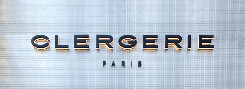 CLERGERIE apre due nuove boutique a Parigi e New York.
