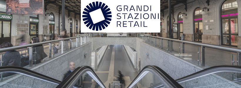 Grandi Stazioni Retail acquisisce Retail Group ed entra nel business dei temporary store.