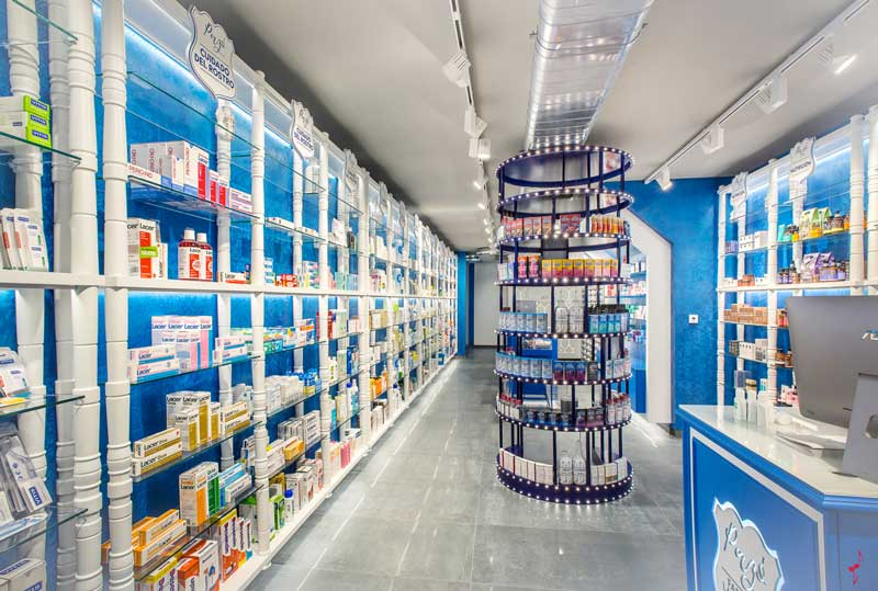 Marketing Jazz designed Pazo Pharmacy