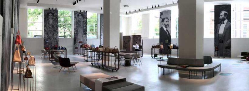 ZANELLATO: nuovo showroom nel fashion district di Milano