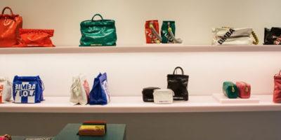 BIMBA Y LOLA: a Roma la prima boutique italiana.