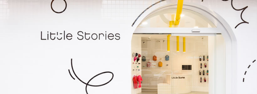 LITTLE STORIES Shoe Concept Store Valencia.