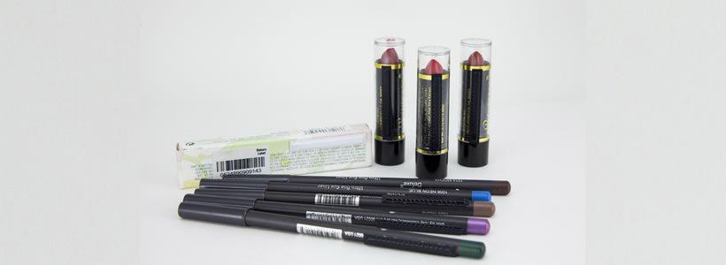 La nuova etichetta antitaccheggio di Tyco Retail Solutions consente la libera esposizione di cosmetici nel punto vendita.
