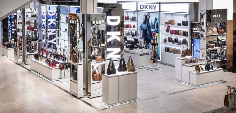 FutureBrand UXUS inject new attitude into the DKNY store at Macy's Herald Square in New York City