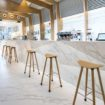 Stile in negozio – Neolith® confeziona superfici singolari per il mercato retail.