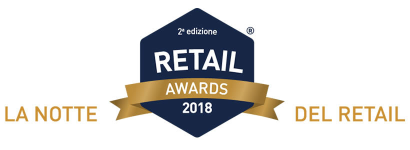 Retail Awards 2018 – LA NOTTE DEL RETAIL.