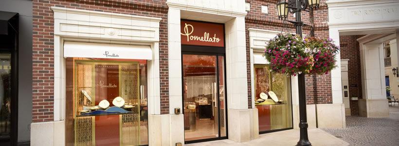 POMELLATO apre un flagship store a Los Angeles.