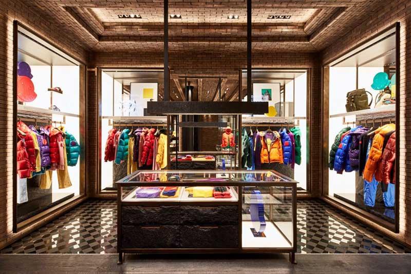 boutique Moncler Soho New York
